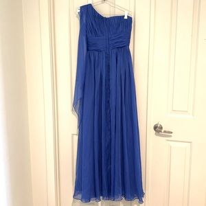 Formal dress blue - evening wear BRAND NEW